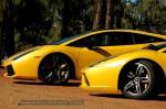 Lamborghini murcielago Australia Exotics in the Outback 2007:  Lamborghini Murcielago  Lamborghini Gallardo