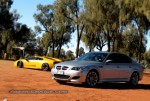 Bmw   Exotics in the Outback 2007:  Lamborghini Murcielago  BMW M5 E60