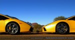 Photos lamborghini Australia Exotics in the Outback 2007:  Lamborghini Murcielago  Lamborghini Gallardo