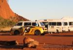 As   Exotics in the Outback 2007:  Lamborghini Gallardo