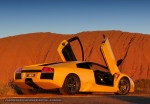 Exotics in the Outback 2007:  Lamborghini Murcielago
