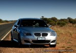 Photos wallpaper Australia Exotics in the Outback 2007:  BMW M5 E60