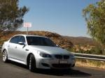 Photos bmw Australia Exotics in the Outback 2007:  BMW M5 E60