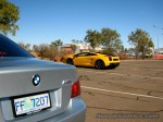 Photos bmw Australia Exotics in the Outback 2007:  Lamborghini Gallardo  BMW M5 E60