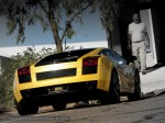 Lambo   Exotics in the Outback 2007:  Lamborghini Gallardo