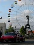 Wheel   Cape Jervis - Feb 2010: Ferris wheel
