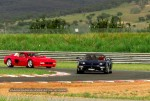 Ferrari _512 Australia Ferrari National Rally 2007 - Wakefield Park Trackday: IMG 5215