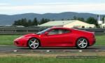 Ferrari   Ferrari National Rally 2007 - Wakefield Park Trackday: IMG 5283