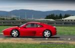 348   Ferrari National Rally 2007 - Wakefield Park Trackday: IMG 5330
