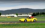 Photos track Australia Ferrari National Rally 2007 - Wakefield Park Trackday: Ferrari F355 at Wakefield