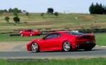 Ferrari National Rally 2007 - Wakefield Park Trackday: IMG 5468