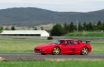 Ferrari National Rally 2007 - Wakefield Park Trackday: IMG 5543