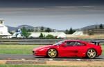 Ferrari   Ferrari National Rally 2007 - Wakefield Park Trackday: IMG 5585