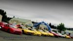 Ferrari f50 Australia Ferrari National Rally 2007 - Wakefield Park Trackday: IMG 5733