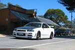 NISSAN   Climb to the Eagle 2010: Nissan-R34-GTR
