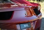 Ferrari   mhh's 2010 Ferrari 458 Italia: Ferrari-458-Italia-rear-badge