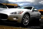 Lap of Tasmania 2008: Maserati GranTurismo