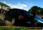 Mitsubishi   Lap of Tasmania 2008: IMG 9005-evo-ix