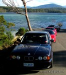 Bmw   Lap of Tasmania 2008: IMG 9015