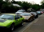 Lamborghini urraco Australia Lamborghini Club Run - 2008: IMG 9795