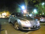 Plates   tempy: Bentley Continental GT