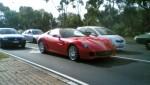 Hill   Spotted: Ferrari 599 gtb