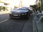 Audi   Spotted: YSS's Audi R8 in Rundle St