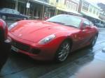 Ferrari _599 Australia Spotted: Ferrari 599 GTB Rundle Street