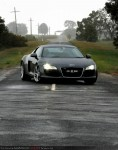 Rain   Audi R8 - Supercar Club - Melb-Adel Sep09: Audi R8