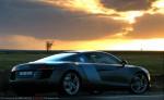 Supercar   Audi R8 - Supercar Club - Melb-Adel Sep09: Audi R8