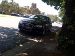 Plate   Spotted: audi110