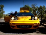 Lotus esprit Australia Exotics in the Outback 2006 - Day 1: ccc 111