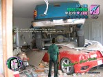 Auto   tempy: F150 vs Ferrari 360 - Grand Theft Auto style
