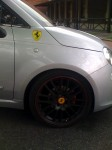 Fiat   Spotted: fiat-500-ferrari-3