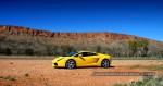 Lamborghini gallardo Australia Exotics in the Outback 2005: Lamborghini Gallardo in the Aussie Outback