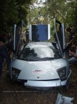 Crash   Public: Lamborghini Murcielago Crash