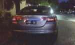 1   Spotted: SA F1GP Plate [ 14 ] Jaguar