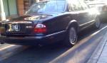 Spotted: SA Numeric plate [ 162 ] - Jaguar XJ8