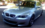 Photos bmw Australia Spotted: SA Numeric plate [ 236 ] - BMW M5