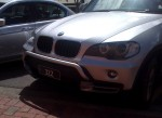 Bmw   Spotted: sa-numeric-plate-322-bmw-x5