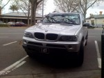 Number   Spotted: SA Historic Number Plate 47 - BMW X5