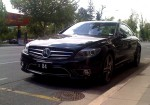 Spotted: SA Numeric Plate [ 84 ] Mercedes Benz CL63 AMG