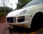 Plate   Spotted: SA Numeric Plate [ 850 ] Porsche Cayenne