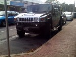 Plate   Spotted: SLEDGE HUMMER
