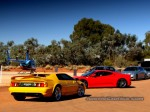 Ferrari   Exotics in the Outback 2006 - Day 4: sun 001