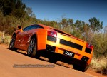 Gallardo   Exotics in the Outback 2006 - Day 4: sun 011