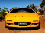 Lotus esprit Australia Exotics in the Outback 2006 - Day 4: sun 016