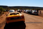 Lotus esprit Australia Exotics in the Outback 2006 - Day 4: sun 022