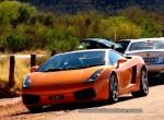 Lamborghini gallardo Australia Exotics in the Outback 2006 - Day 4: sun 024