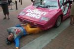 Donut King Lamborghini Countach: Captain Starlight
